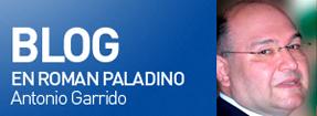 Antonio Garrido: Roman Paladino