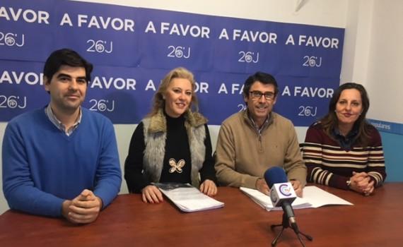 España y Fernández Coín 17 de enero