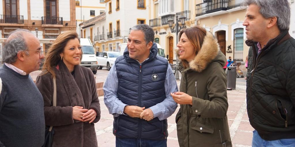 Bendodo y Fernández Ronda 25 de marzo