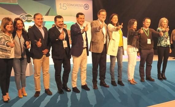 Clausura XV Congreso PP-A 19 marzo